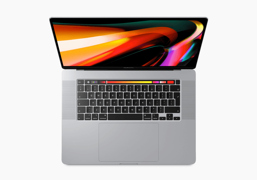 Billig MacBook Pro 16 med inbyte