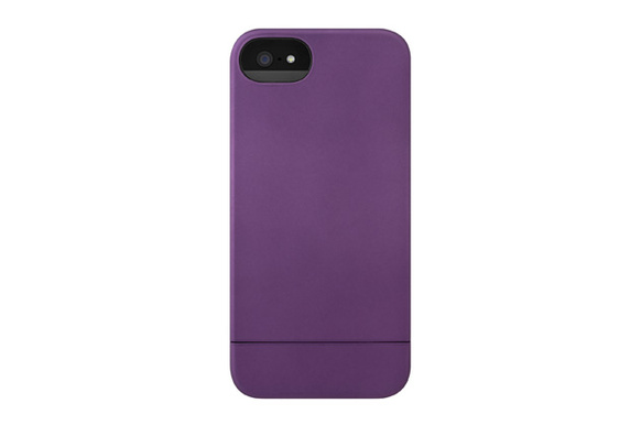 Incase Metallic Slider Case för iPhone 5 - Dark Mauve