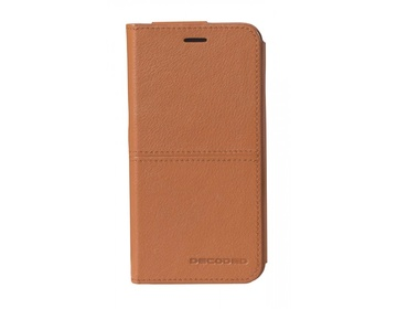 Decoded Surface Leather Wallet iPhone 6 - brown