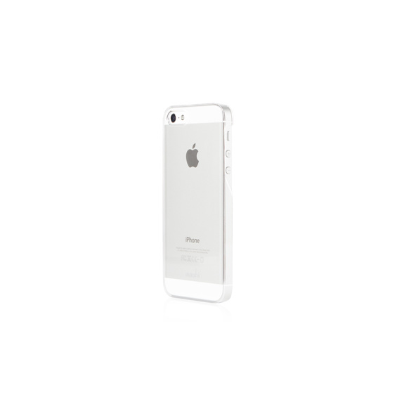 Moshi iGlaze iPhone 5 snap on case Transparent
