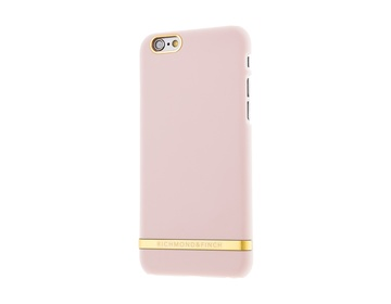 R&F för iPhone 6 - Smooth Satin Soft Pink