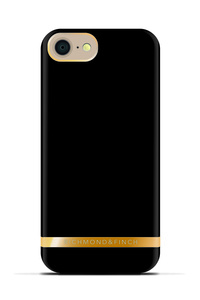 R&F för iPhone 7 -  Classic Satin Black