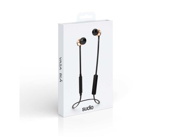 Sudio - VASA Blå Wireless Earphones - Black