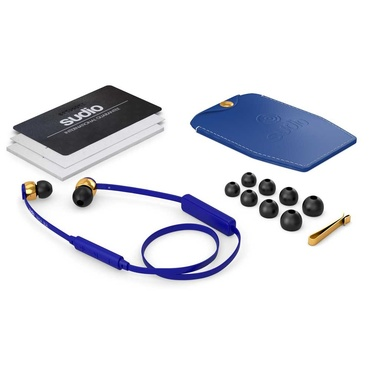 Sudio - VASA Blå Wireless Earphones - Blue