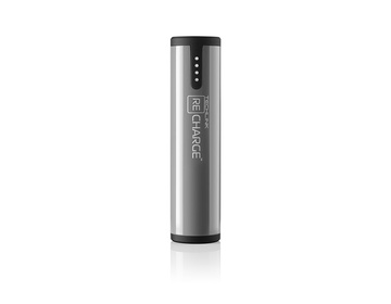 ReCharge Power Cylinder 3400 mAh - Grå