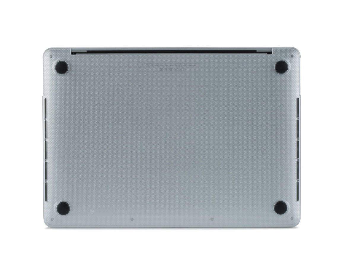 "Incase Hardshell Case för Macbook Pro 15"" Touch Bar Dots - Clear"