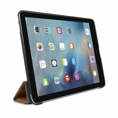 Decoded - Leather Slim Cover iPad Pro 9.7 - Brun