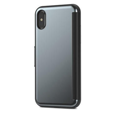 Moshi - StealthCover för iPhone X Gunmetal Gray