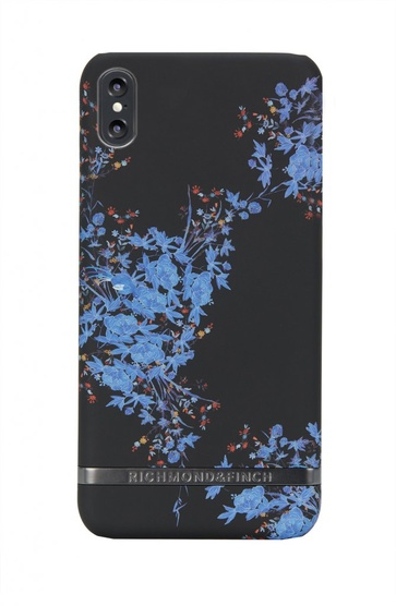 R&F - Midnight Blossom - Matte Black details för iPhone X