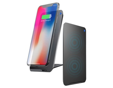 HyperJuice AirStation - Wireless Charging Station for iPhone 8/8 Plus