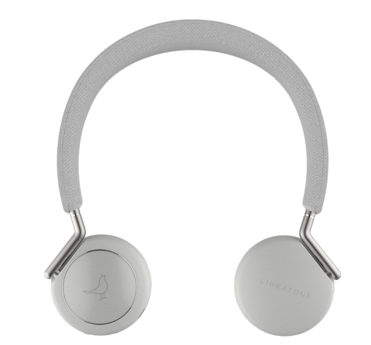 Libratone Q Adapt Wireless On Ear Cloudy White