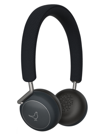 Libratone Q Adapt Wireless On Ear Stormy Black