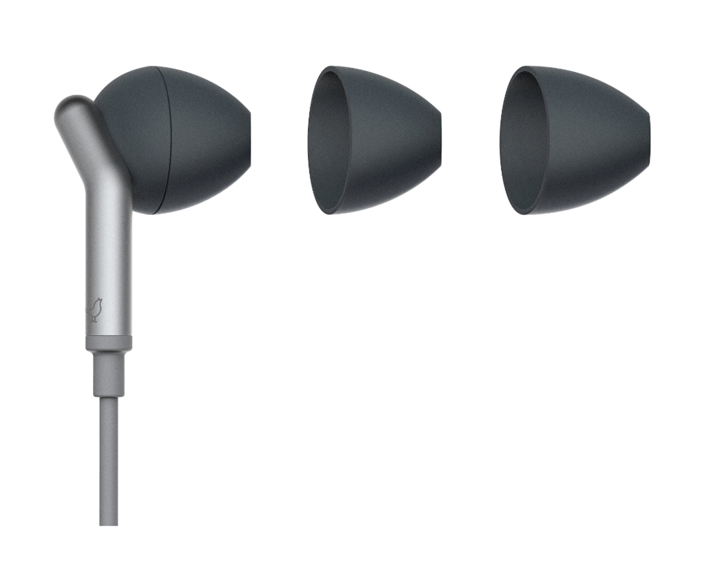 Libratone Q Adapt In-Ear Lightning Stormy Black