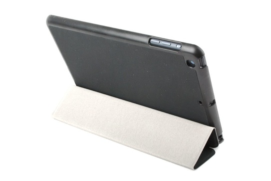 Pomologic Awake cover för ipad mini retina - Svart - BULKPACK