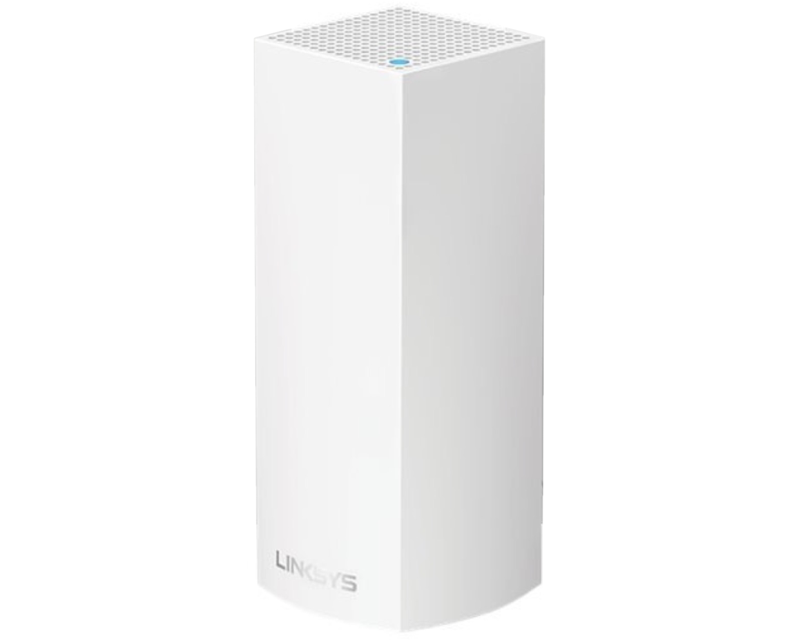 Linksys Velop WHW0301 MESH - Trådlös router - 802.11ac - Trippelband