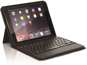 ZAGG Messenger Case with Keyboard-9.7 inch-Apple iPad Pro/iPad Air 2/iPad (2017) -Non Backlit-Black-Nordic