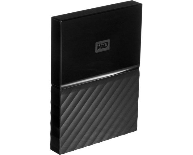 WD My Passport for Mac - Hårddisk - krypterat - 4 TB - extern (portabel) - USB 3.0 - USB-C