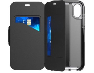 Tech21 Evo Wallet för iPhone XR  - Svart