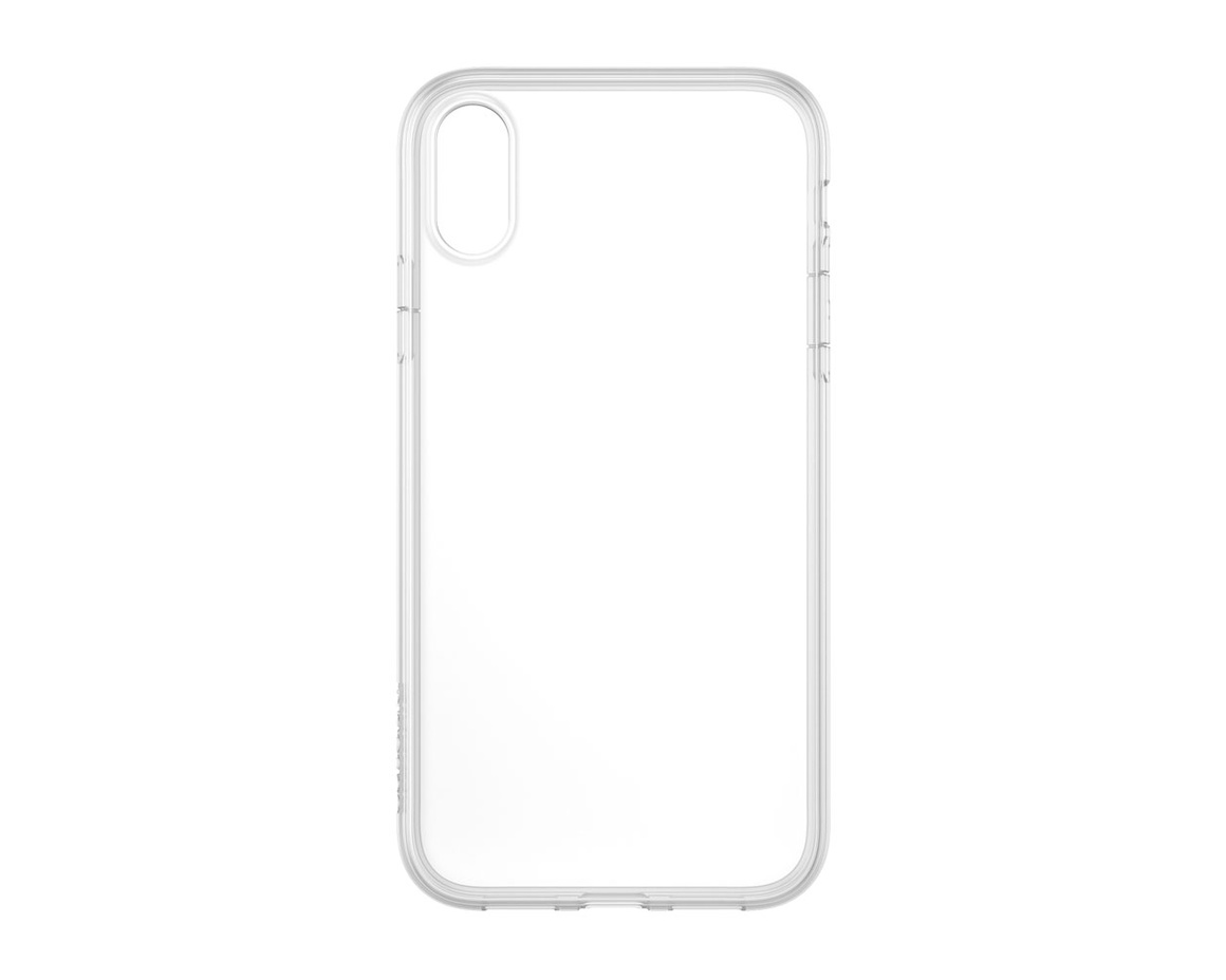 Incase Protective Clear Cover för iPhone XR – Clear