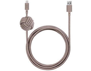Native Union Night Cable Lightning Taupe