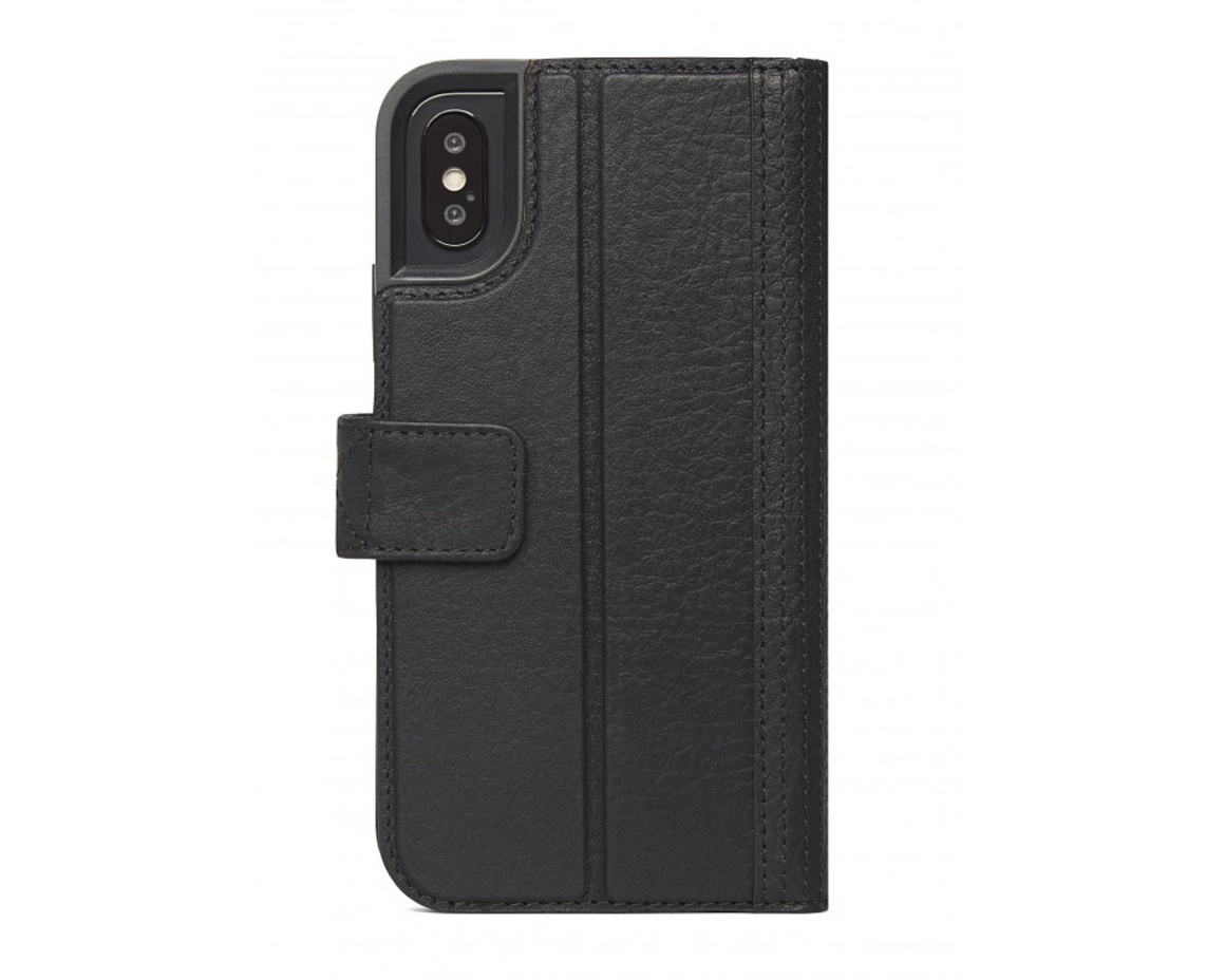 Decoded - Leather Impact Protection Wallet for iPhone X/XS