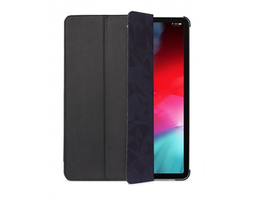 "Decoded - Leather Slim Cover för iPad Pro 11"" Svart"