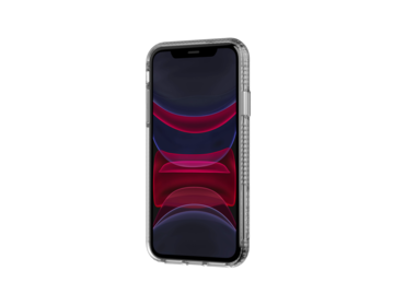 Tech21 Pure Clear for iPhone 11 - Carbon