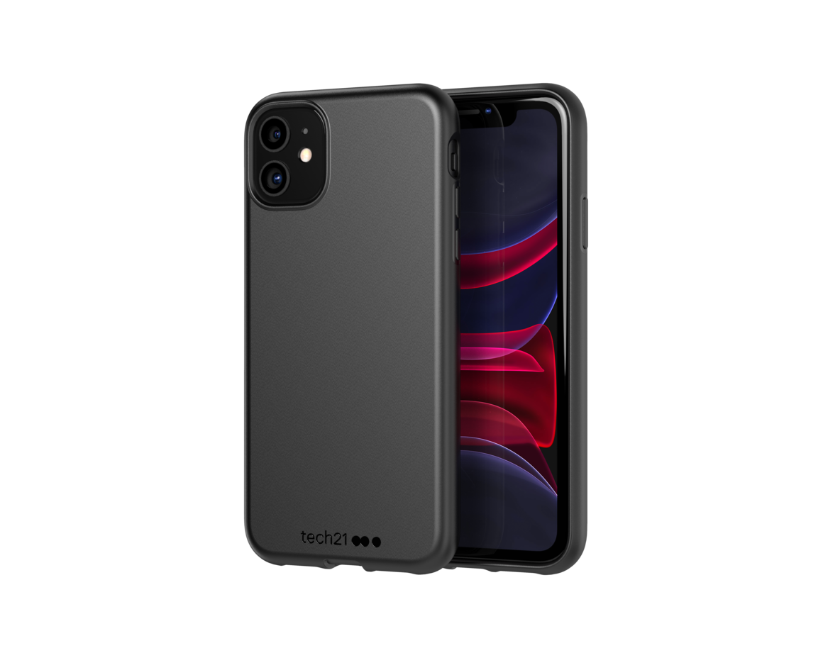 Tech21 Studio Colour for iPhone 11 - Black