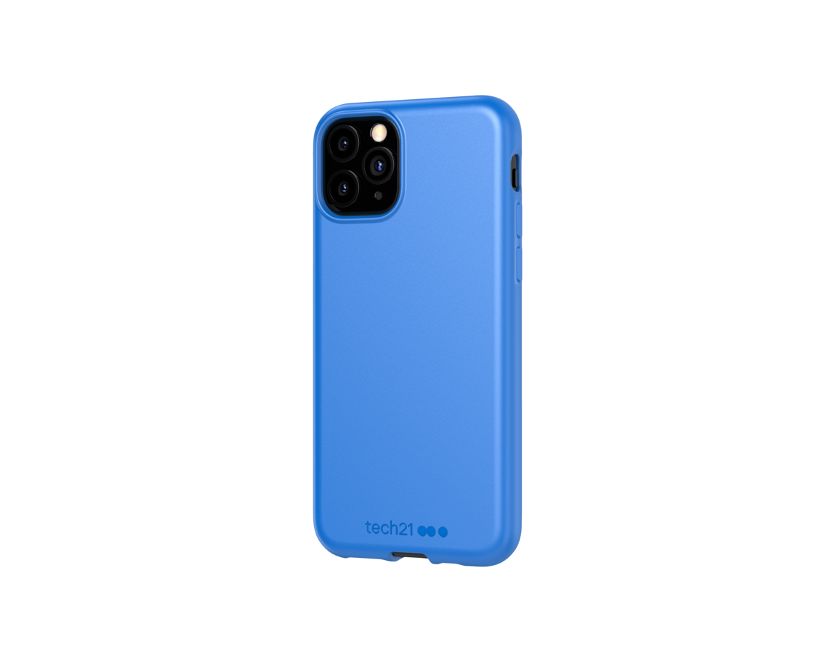 Tech21 Studio Color for iPhone 11 Pro - Cornflour Blue