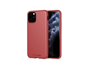 Tech21 Studio Color for iPhone 11 Pro - Terra Red