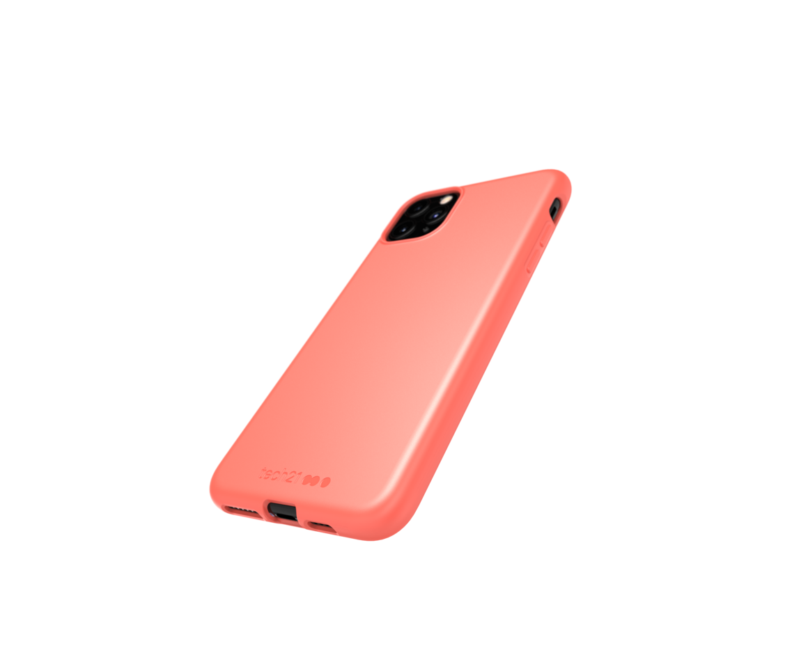 Tech21 Studio Color for iPhone 11 Pro Max - Coral