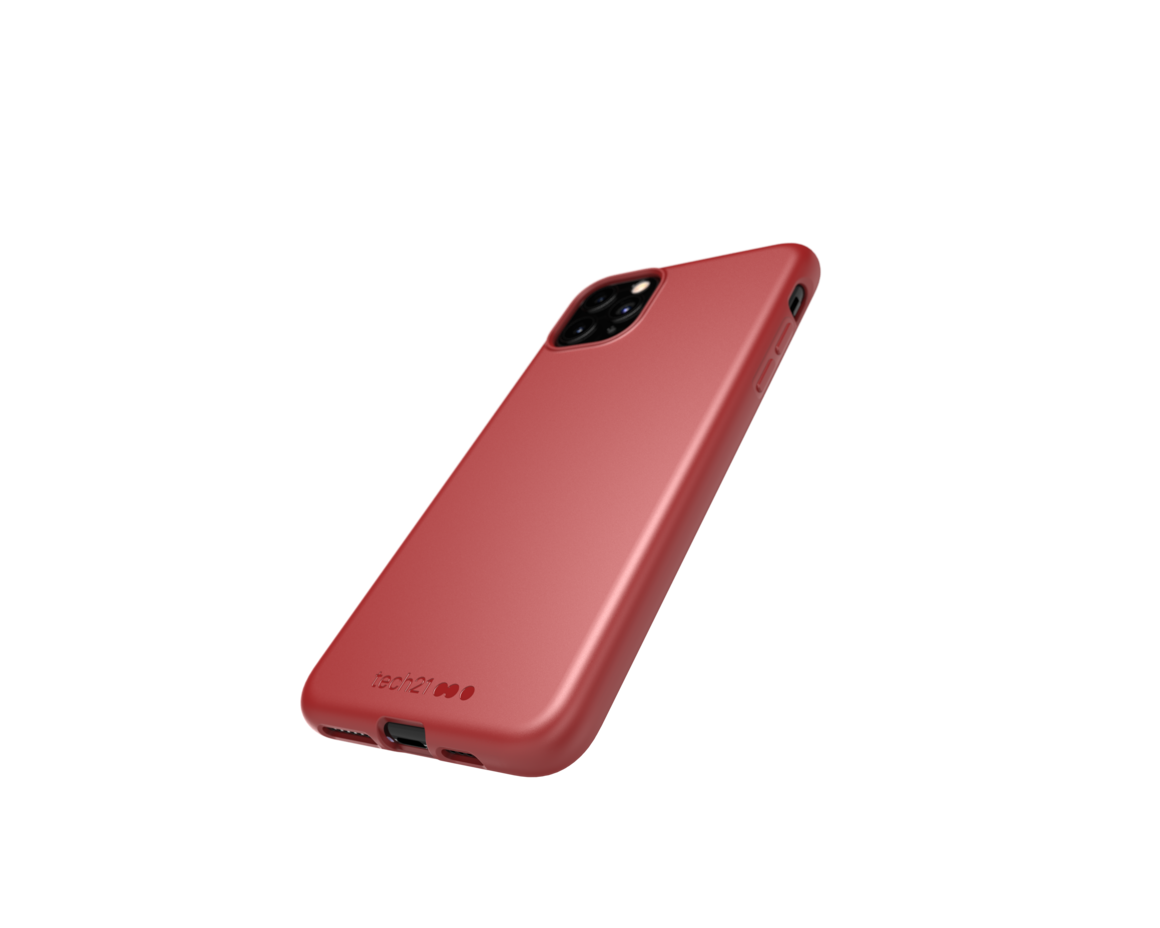 Tech21 Studio Color for iPhone 11 Pro Max - Terra Red