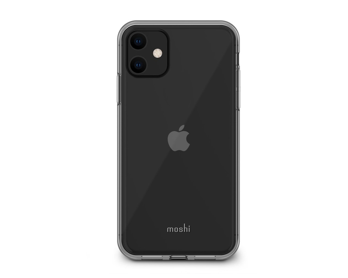 Moshi - Vitros Crystal for iPhone 11 Crystal Clear