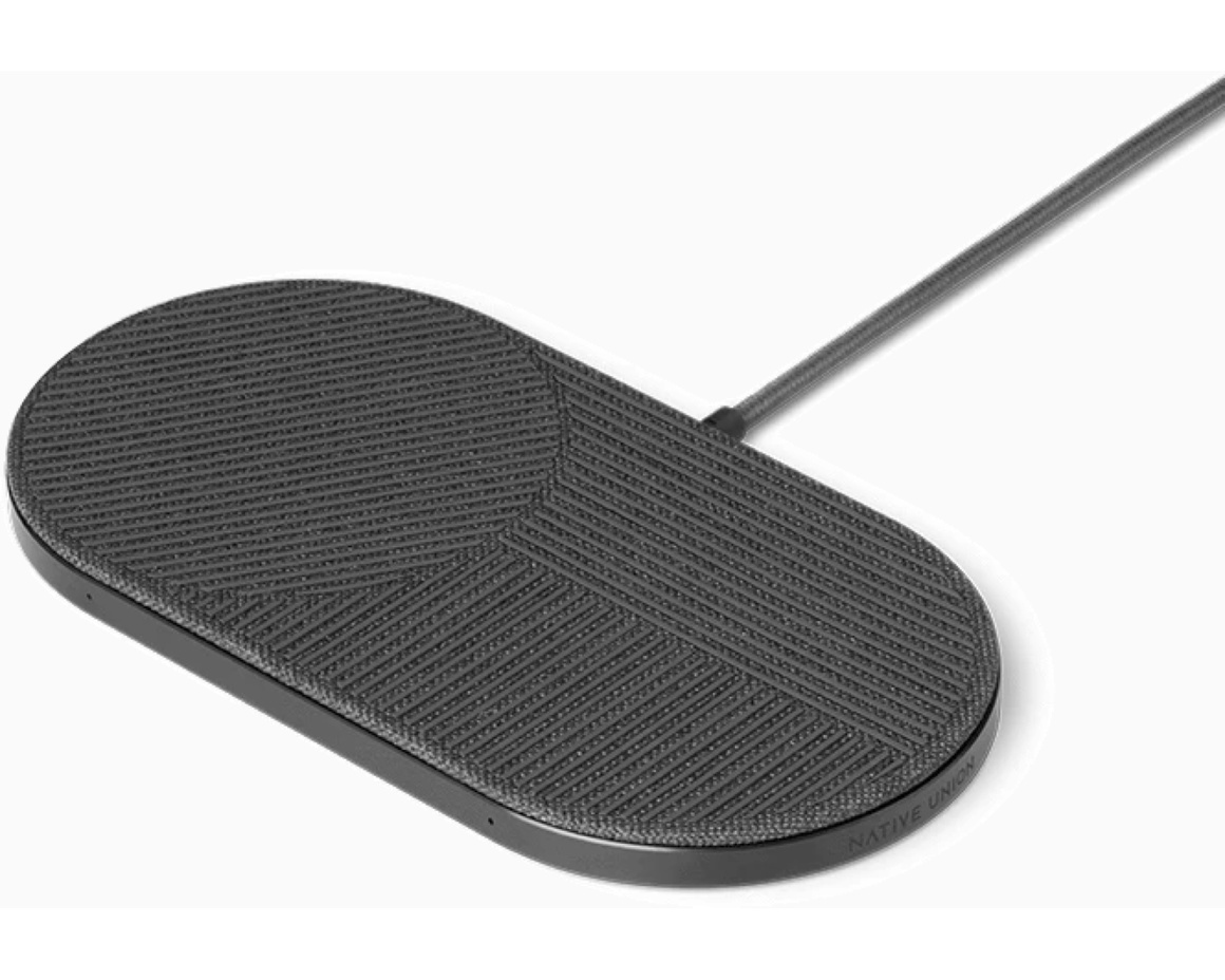 Native Union Drop XL Wireless Charger Slate