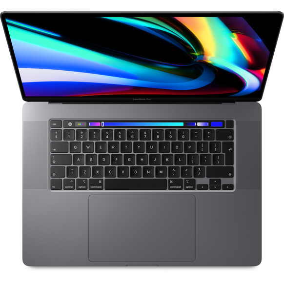MacBook Pro 16 med Touch Bar - 2019
