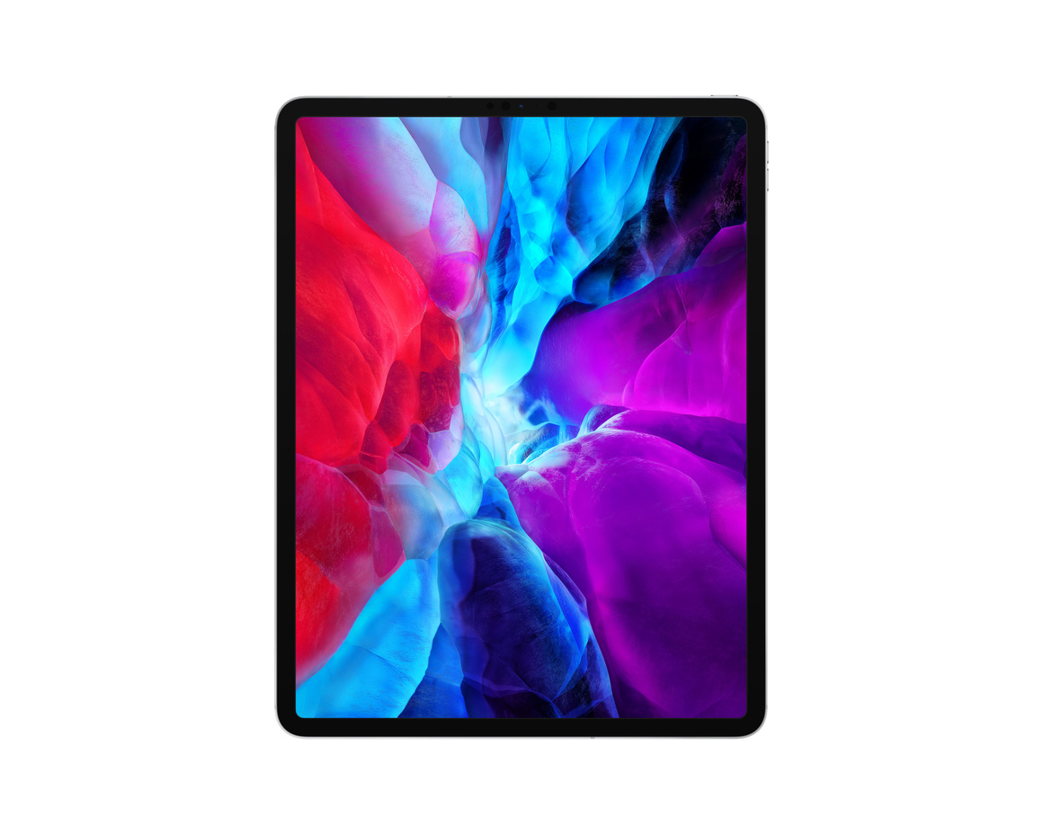 Apple iPad Pro 12.9 (2020) Wi-Fi + Cellular 128GB - Silver
