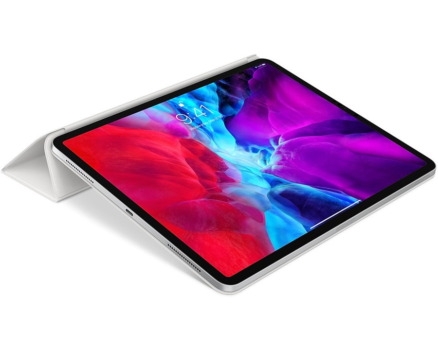 Apple Smart Folio för iPad Pro 12.9 (2020) vit