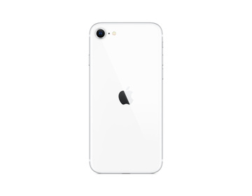 iPhone SE 256GB Vit