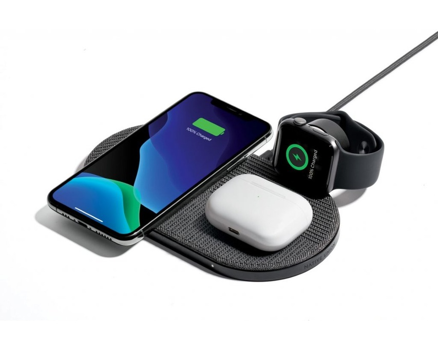 Native Union Drop Wireless Charger XL Watch