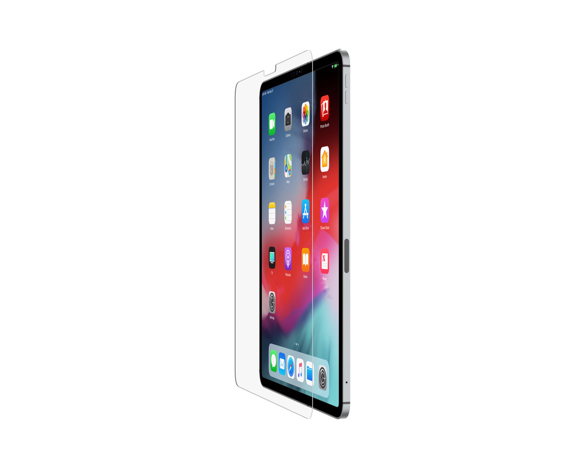 Belkin ScreenForce Tempered Glass Screen Protection för iPad Pro 11