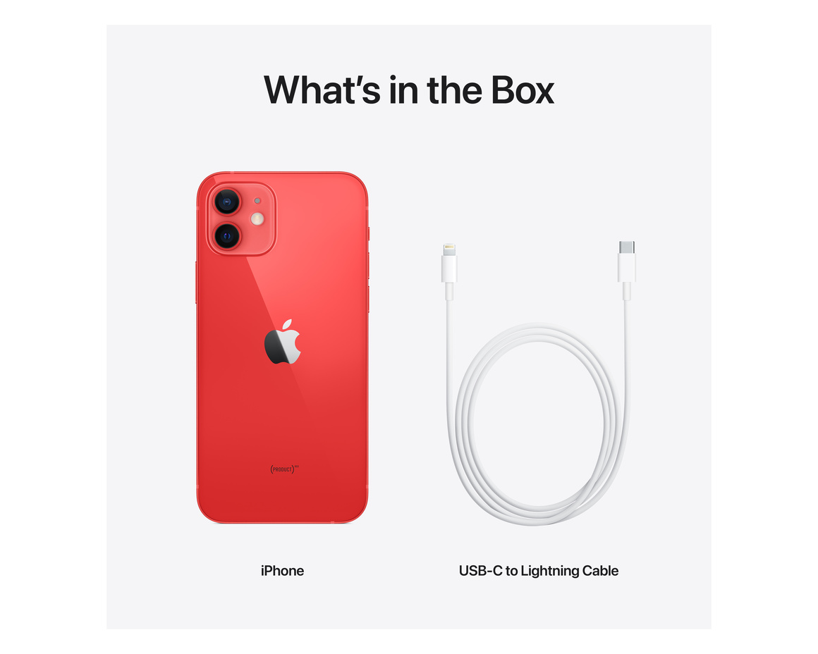 iPhone 12 128 GB (PRODUCT)RED