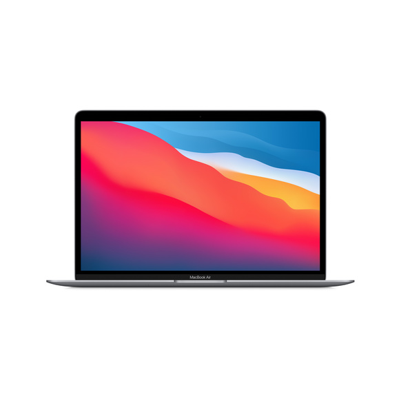 MacBook Air 13 (2020) M1 8-Core CPU, 7-Core GPU/16GB/256GB SSD - Rymdgrå/Spanskt tangentbord