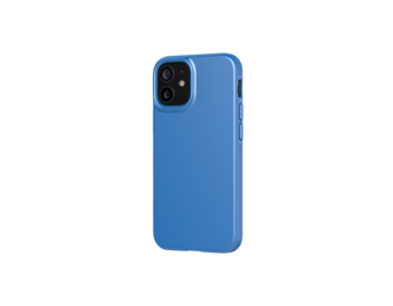 Tech21 Evo Slim för iPhone 12 mini Classic Blue