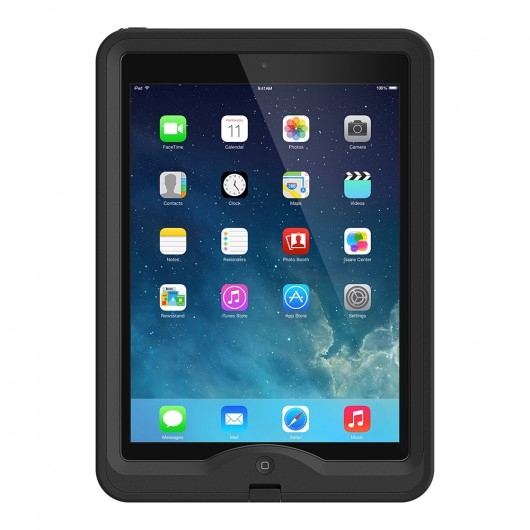 Lifeproof nüüd för iPad Air - Black
